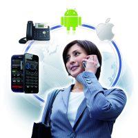クラウドPBX Flat-Phone